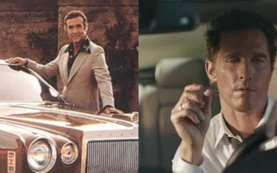 Montalban vs. McConaughey : Who's cooler?