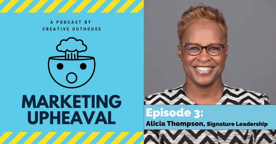 Part 2: Alicia Thompson on job loss, reinvention and bad PR