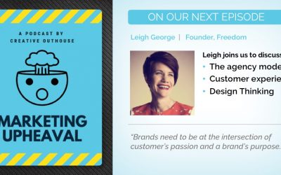 Leigh George on creating an un-agency and new ways to look at a branding