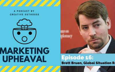 Brett Bruen of Global Situation Room on Crisis Management in Politics – Part 2