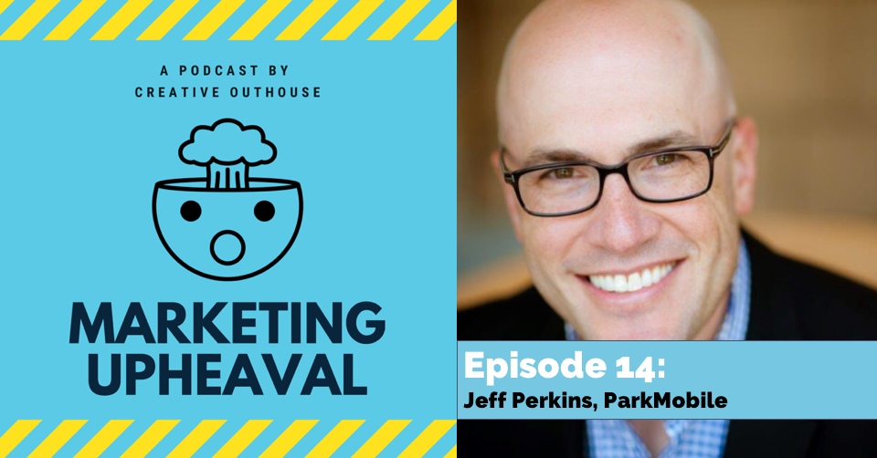 Jeff Perkins, CMO of ParkMobile on growing a company and category