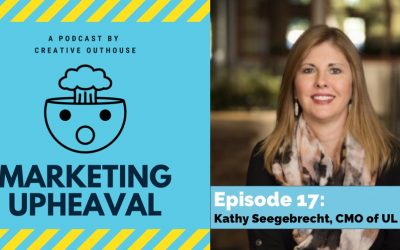 Kathy Seegebrecht, CMO of UL (Underwriters Laboratories) on brand legacy