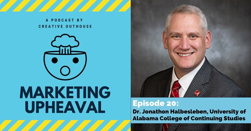 Jonathon Halbesleben, PhD, Dean at the University of Alabama and Expert on Workplace Contentment