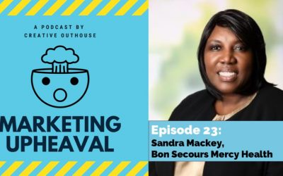 Sandra Mackey, CMO of Bon Secours Mercy Health, Part 2