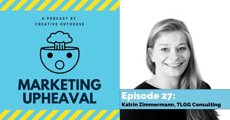 Katrin Zimmermann, Managing Director of TLGG on Marketing Digitization
