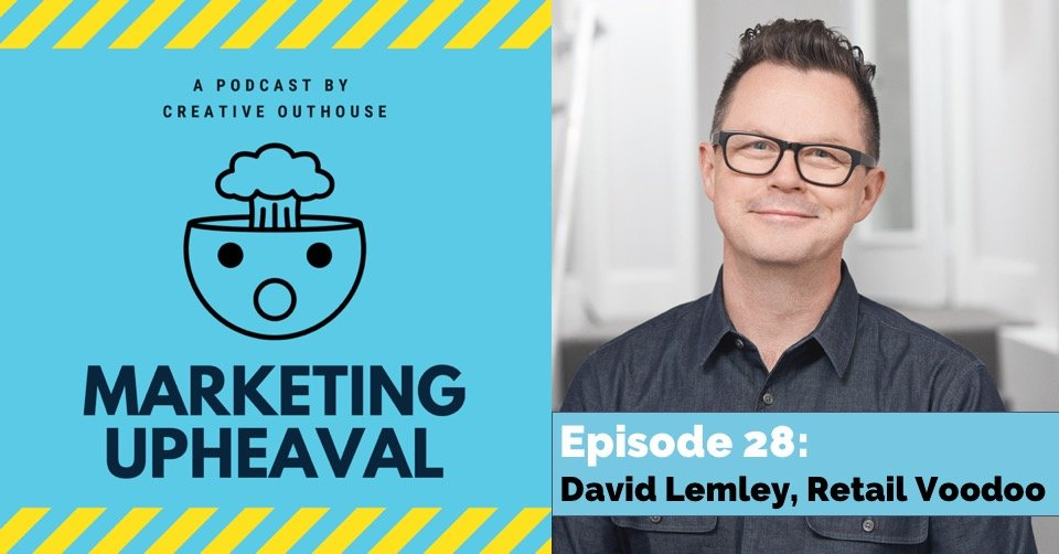 "David Lemley, Founder of Retail Voodoo on retail and ""Better For You"" Brands"