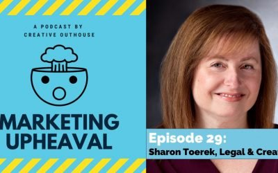 Sharon Toerek of Legal + Creative on Intellectual Property