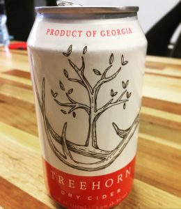 Flagship Red Can Treehorn Cider