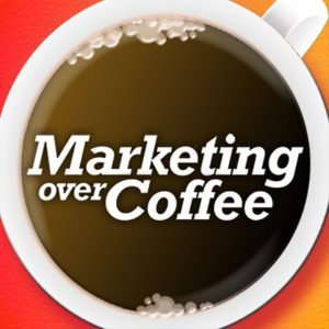 Marketing Over Coffee podcast artwork