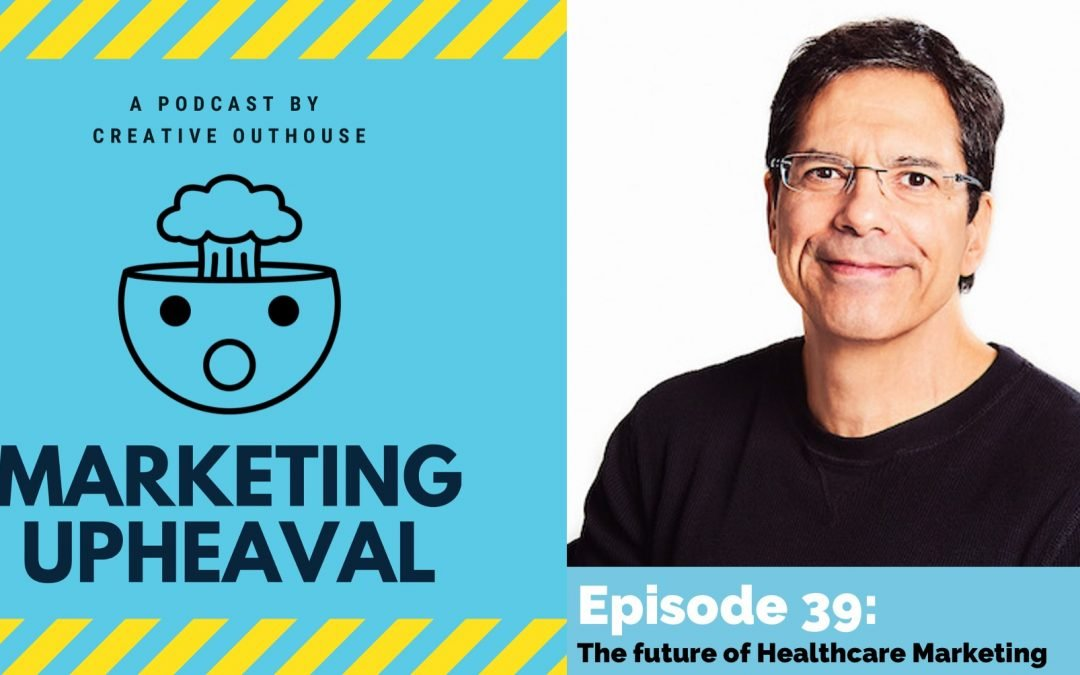 Ep. 39 The Future of Healthcare Marketing