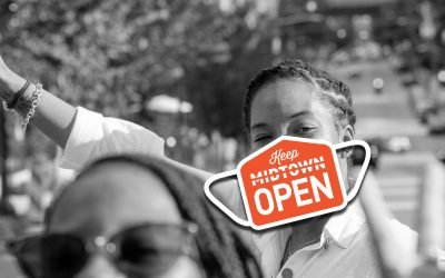 Community Engagement Campaign: Keep Midtown Open